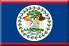 Belize - flaga
