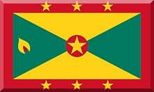 Grenada - flaga
