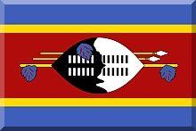 Suazi - flaga