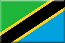 Tanzania - flaga