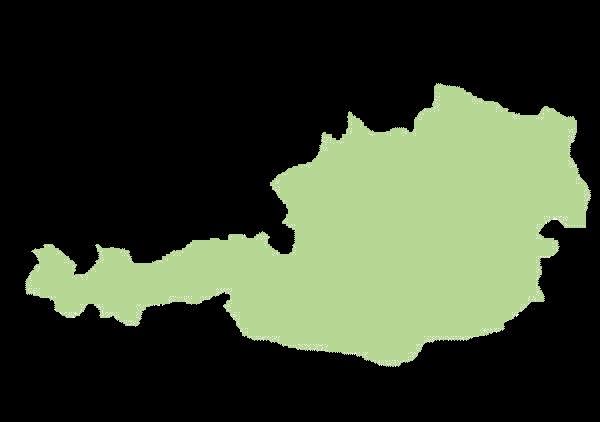 Austria mapa