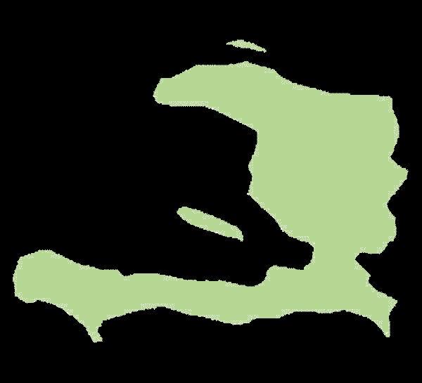 Haiti mapa