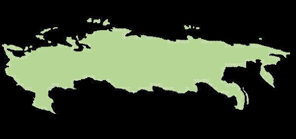 Rosja mapa