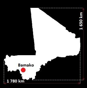 Mali mapa