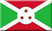Bużumbura - flaga