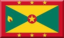 Saint George's - flaga