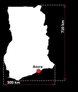 Akra mapa