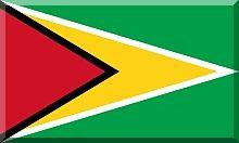 Gujana pogoda