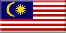 Malezja - flaga