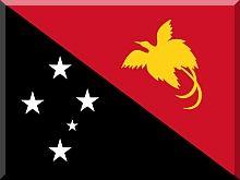 Papua Nowa-Gwinea - flaga