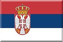 Serbia - flaga
