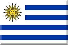 Urugwaj - flaga