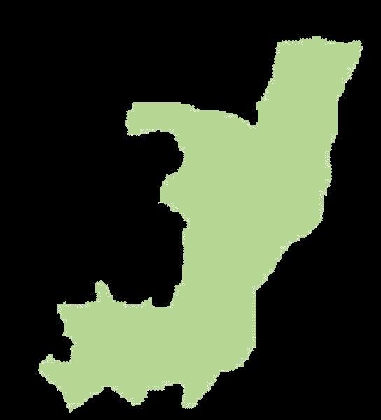 Kongo mapa