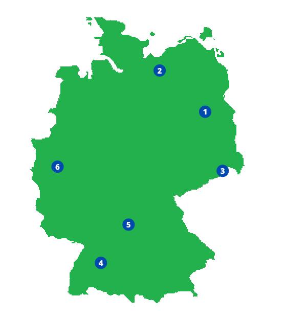 Niemcy ciekawe miejsca