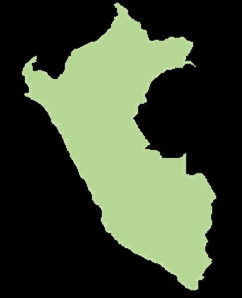 Peru mapa