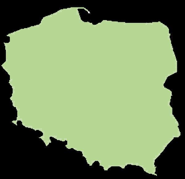 Polska mapa