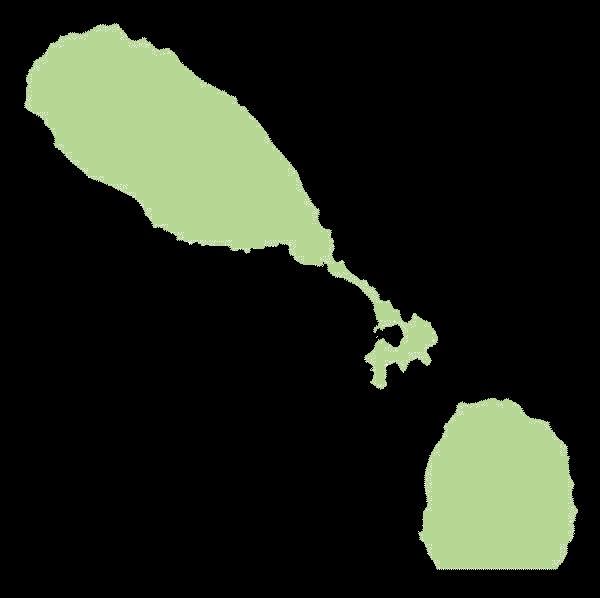 Saint Kitts i Nevis ciekawe miejsca
