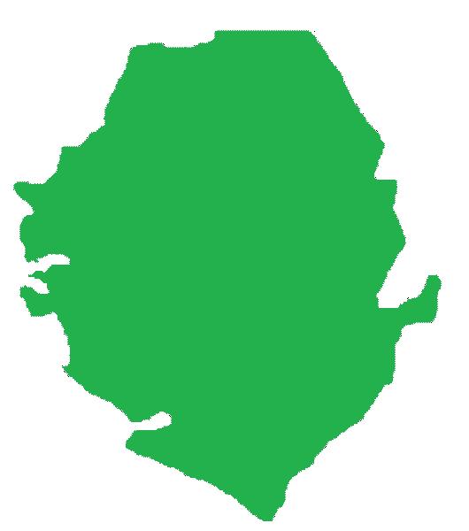 Sierra Leone ciekawe miejsca