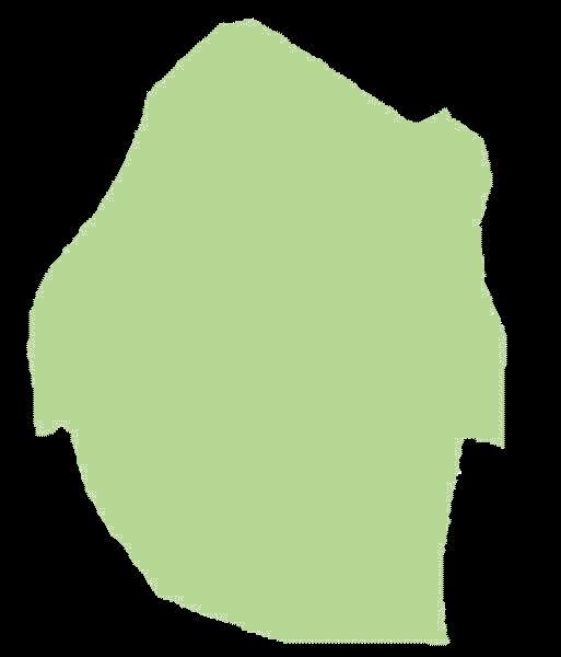 Suazi mapa