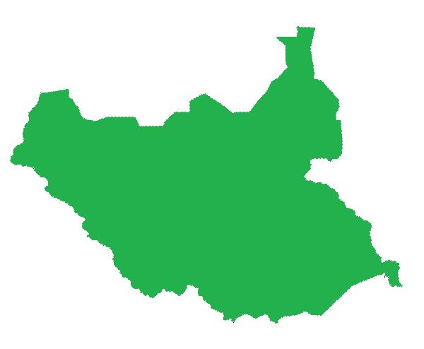 Sudan Południowy ciekawe miejsca