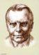 Czesław Miłosz grafika