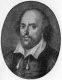 William Shakespeare grafika