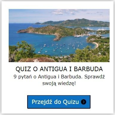Antigua i Barbuda quiz