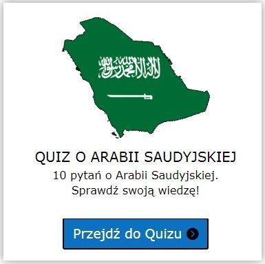 Arabia Saudyjska quiz