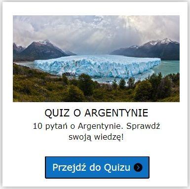 Argentyna quiz
