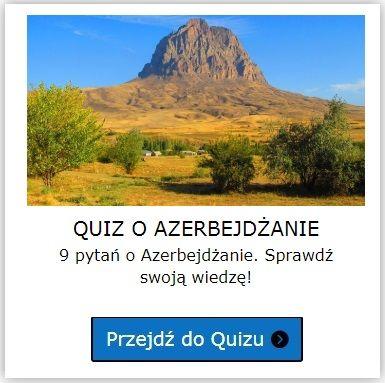 Azerbejdżan quiz