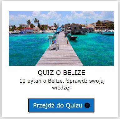 Belize quiz