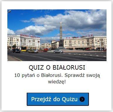 Białoruś quiz