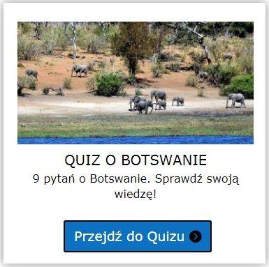 Botswana quiz