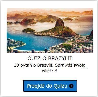 Brazylia quiz
