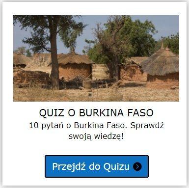 Burkina Faso quiz