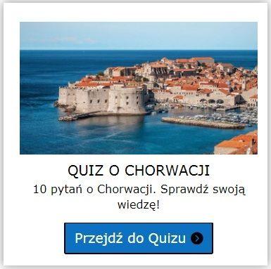 Chorwacja quiz