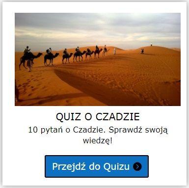 Czad quiz