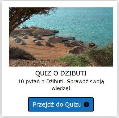 Dżibuti quiz