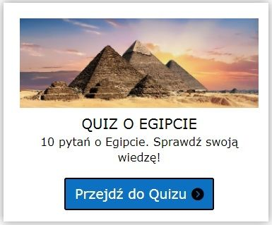 Egipt quiz