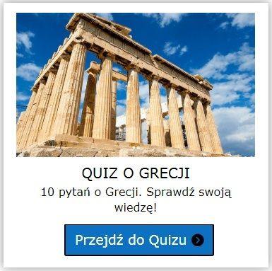 Grecja quiz
