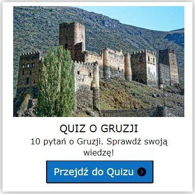 Gruzja quiz