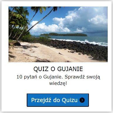 Gujana quiz