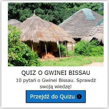 Gwinea Bissau quiz