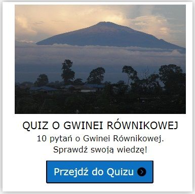 Gwinea Równikowa quiz