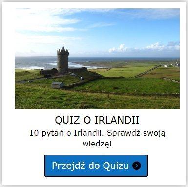 Irlandia quiz