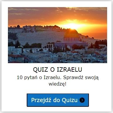 Izrael quiz