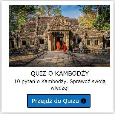 Kambodża quiz
