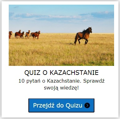 Kazachstan quiz