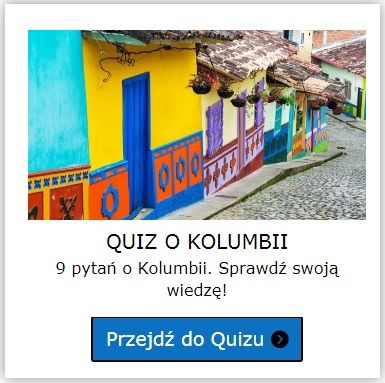 Kolumbia quiz