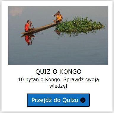 Kongo quiz